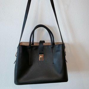 H&M black satchel 💕